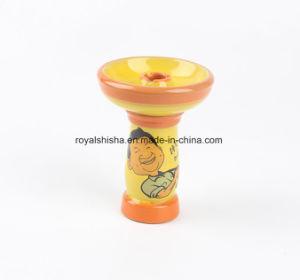 hecho personalizado Cheap Wholesale Shisha Hookah tazón con fantasía