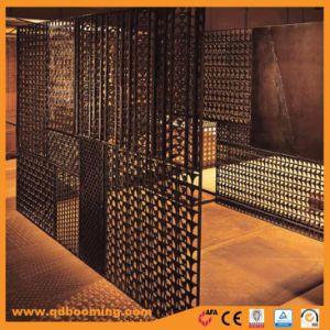 Comitati ornamentali esterni affascinanti dello schermo del metallo
