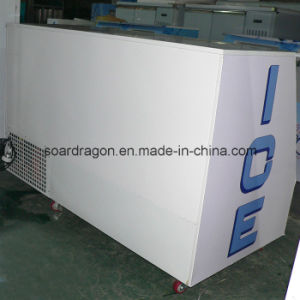 Fertigung-Eis-Verkaufsberater von -12 C