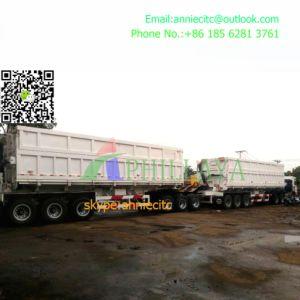 Caminhão Basculante especial semi reboque