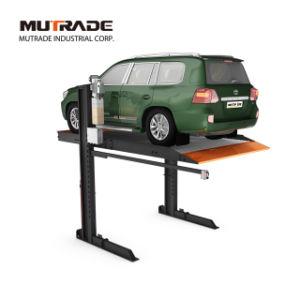Simples de dois postos de Estacionamento Automóvel Inteligente Equipamento Hidráulico