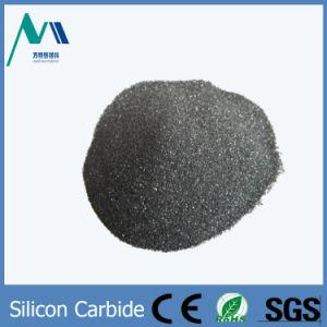 Carboneto de silício preto 98,5% #1500 pó fino a Sic