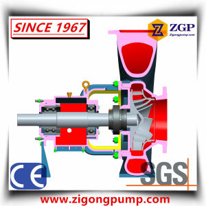 Alliage horizontale 20# INDUSTRIELLE Processus chimique de la pompe centrifuge