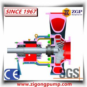 L'horizontale en pâte à papier de la pompe centrifuge de produits chimiques pour la fabrication du papier
