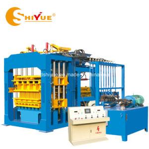 8-15 Qt Automático do Sistema Hidráulico tijolo /máquina para fazer blocos de concreto