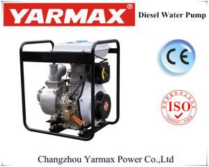 Pompa ad acqua diesel ad alta pressione raffreddata aria della pompa ad acqua