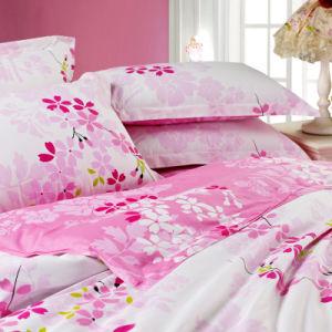 Impresso Edredão cobrir roupas de cama de algodão