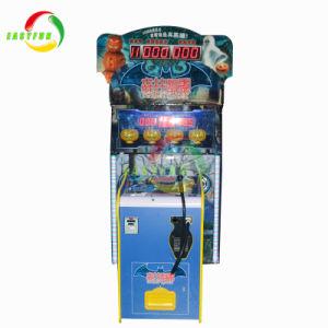 硬貨によって作動させる屋内娯楽速くガンマンの射撃のアーケード・ゲーム機械