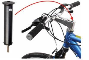 Spybike Topcap Verfolger, verborgener Fahrrad GPS-Verfolger 305