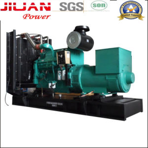 60Hz gerador diesel Electirc silenciosa para América do Sul