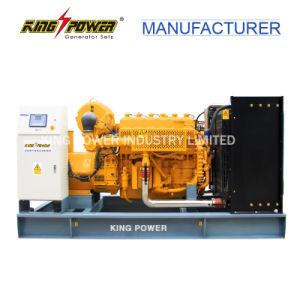 30kw/38kVA generador eléctrico de biogás con Cummins 4TA-240-BG2