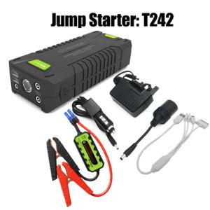ガソリンまたはディーゼル20000mAhのための小型携帯用ジャンプの始動機のカー・バッテリーのブスター