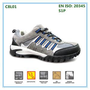 Deportes senderismo zapatos con puntera compuesto Suede Upper