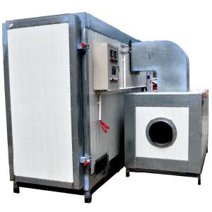 Revestimiento de polvo de hornear en horno de curado de pintura metálica (horno de pintura en polvo)