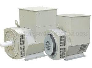 5kVA~1625kVA AC de l'alternateur synchrone sans balais avec certifications CE