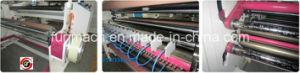 Haute vitesse automatique/papier film Double-Shaft trancheuse refendage rembobinage de la machine/ du ruban de masquage rembobineur