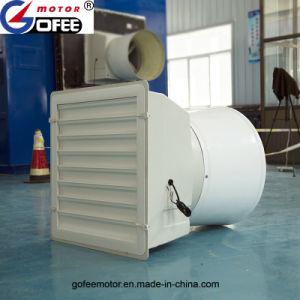 Ventilatore assiale dello scarico per l'azienda avicola/l'industria/serra