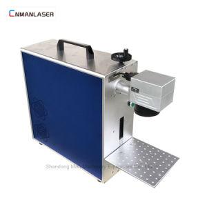 2D Macchina della marcatura del laser del CO2 del Worktable 10W 30W per legno di plastica
