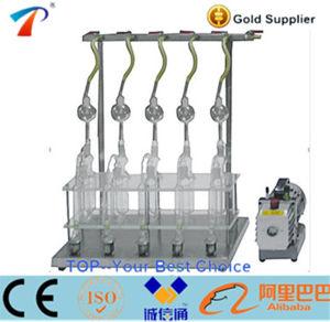 Méthode Lamp-Kindled Éther de pétrole Teneur en soufre de l'huile Test Kit (TP-119)