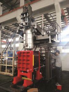 China 30L-40L-50L-60L Bidón de HDPE moldeado por soplado y máquina de moldeo (PXB90A)