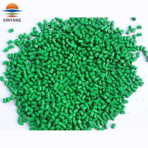 Пластмассовых ПЭТ-зеленый цвет Master пакетного процесса