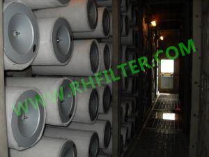 Cartucho de filtro de la turbina de gas GE