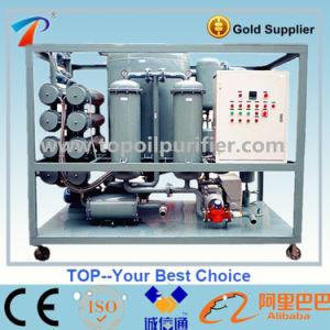 La regeneración de aceite del transformador de vacío máquina, el purificador de aceite, la unidad de filtración de aceite