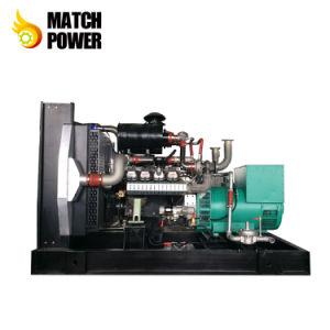 세륨 액화천연가스, CNG, LPG 의 메탄을%s 가진 승인되는 10kw-2000kw 천연 가스 발전기