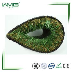 Monofilament de 20 mm PE Plastique Gazon synthétique pour la décoration