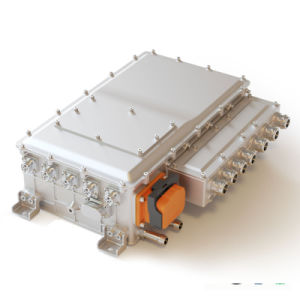 高い発電の電気自動車の速度ACモーターコントローラ