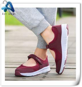Teje Mujer De Caminar Nuevos Dama Casual Zapatos 2018 Para vwyN80nmO