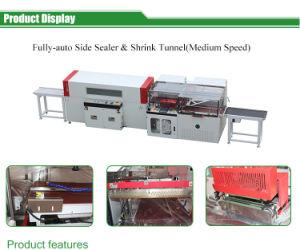 Máquina de envasado retráctil de bajo coste para el embalaje de A3/papel A4