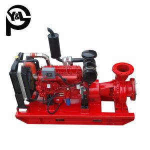 Motor Diesel horizontal de las bombas de agua centrífuga para ventas