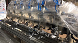 기계 공장 제조 가격을 판매에 있는 만들기 인쇄하는 감기를 형성하는 완전히 자동적인 생물 분해성 얇은 고급 종이 마시는 밀짚