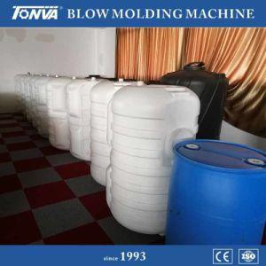 Três camadas do tanque de água de tamanho grande máquina de moldagem por sopro de Extrusão