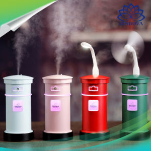 Фотогалерея творческих аромат масла диффузор туман Maker USB увлажнитель воздуха