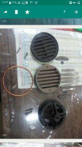 Neuman, Borsig, Hoerbiger Ingersollrand, compresseur à air à mouvement alternatif du compresseur de la plaque de soupape