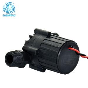 Pompa a temperatura elevata 12V 24V di resistenza con la testa 8m