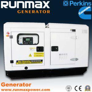 24kw/30kVA EPA公認のパーキンズの力の電気ディーゼル発電機セットか生成のセットまたはGenset (RM24P1)