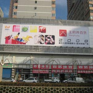 Boutique de la publicité en aluminium à montage mural Trimedia (F3V-131S)