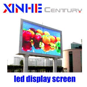 P10mm publicité pleine couleur mur vidéo de l'écran LED LED des signes d'affichage extérieur
