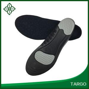 実物大の踏まず支え柔らかいPUのスポーツの靴の中敷