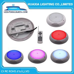 Indicatore luminoso subacqueo della piscina di multi colore LED di AC12V riempito resina impermeabile RGB