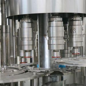 Flüssiges Plomben-Getränk-Wasser-Flaschenabfüllmaschine