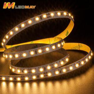 9.6W/m Color Único 3528 TIRA DE LEDS con tubo de silicona de protección IP68