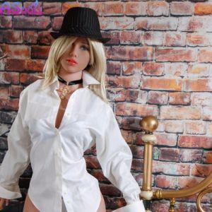 TPE realista sexo sólido Doll 140-168cm brinquedos sexuais realistas para o homem