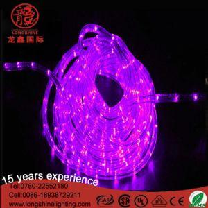 クリスマスの装飾のための防水IP65水中LEDロープライト