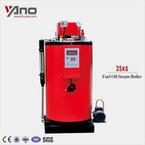 高品質および効率200-1000kg/Hのディーゼル蒸気ボイラ