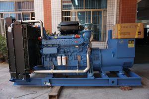 de Diesel 440kw Yuchai Reeks van de Generator Yc6t660L-D20 met tfw2-440-4 de Certificatie van Ce ISO
