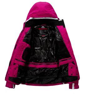 Le donne esterne impermeabilizzano il rivestimento o i vestiti di pattino di funzione del Windbreaker